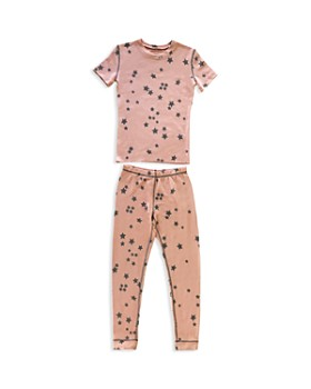 PJ Salvage - Girls' Star Pajama Set - Big Kid