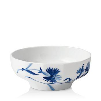 Royal Copenhagen - Blomst Fragrant Carnation Cereal Bowl - 100% Exclusive
