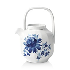 Royal Copenhagen - Blomst Tree Peony Teapot - 100% Exclusive
