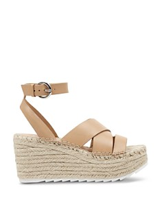 Marc Fisher LTD. - Women's Raffa Espadrille Platform Wedge Sandals - 100% Exclusive