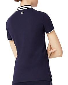 Tory Sport - Pleated-Collar Polo Shirt