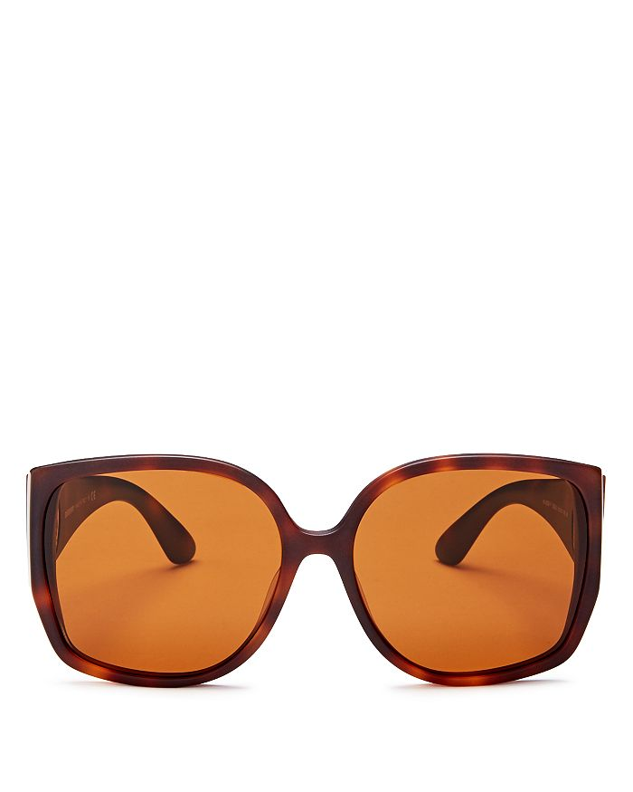 Burberry - Women's Square Sunglasses, 61mm