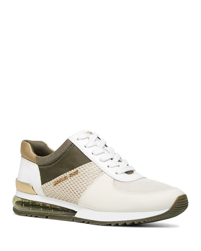 bbaacbb579db MICHAEL Michael Kors Women s Allie Extreme Trainer Sneakers ...