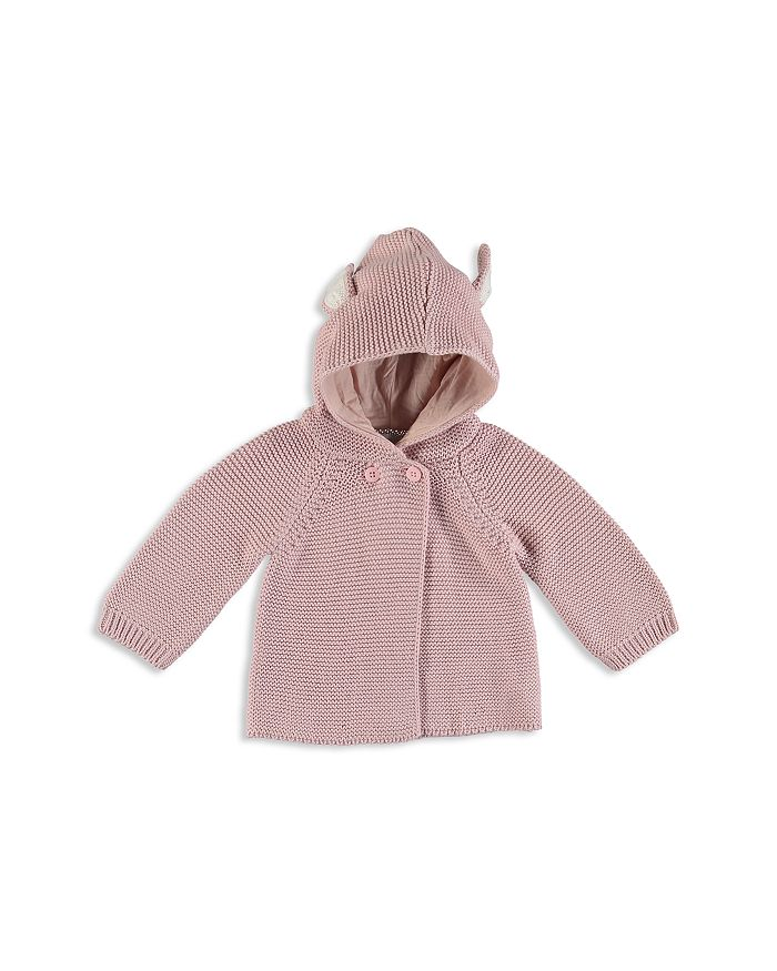 Stella McCartney - Girls' Animal-Ear Hooded Cardigan - Baby