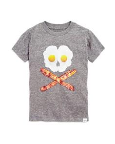 Kid Dangerous - Boys' Breakfast Cross-Bacon Tee - Little Kid, Big Kid