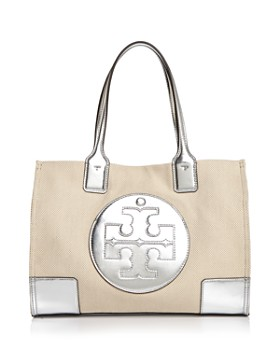 4b08f97114ba Tory Burch - Ella Canvas Mini Tote ...