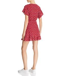 Rails - Koreen Floral Ruffle Wrap Dress