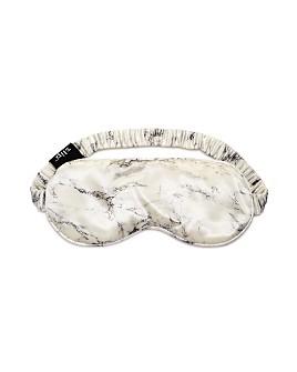 slip - Marble Silk Eye Mask