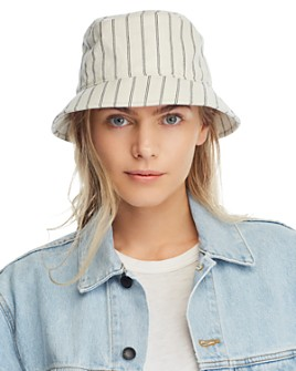 rag & bone - Ellis Striped Bucket Hat