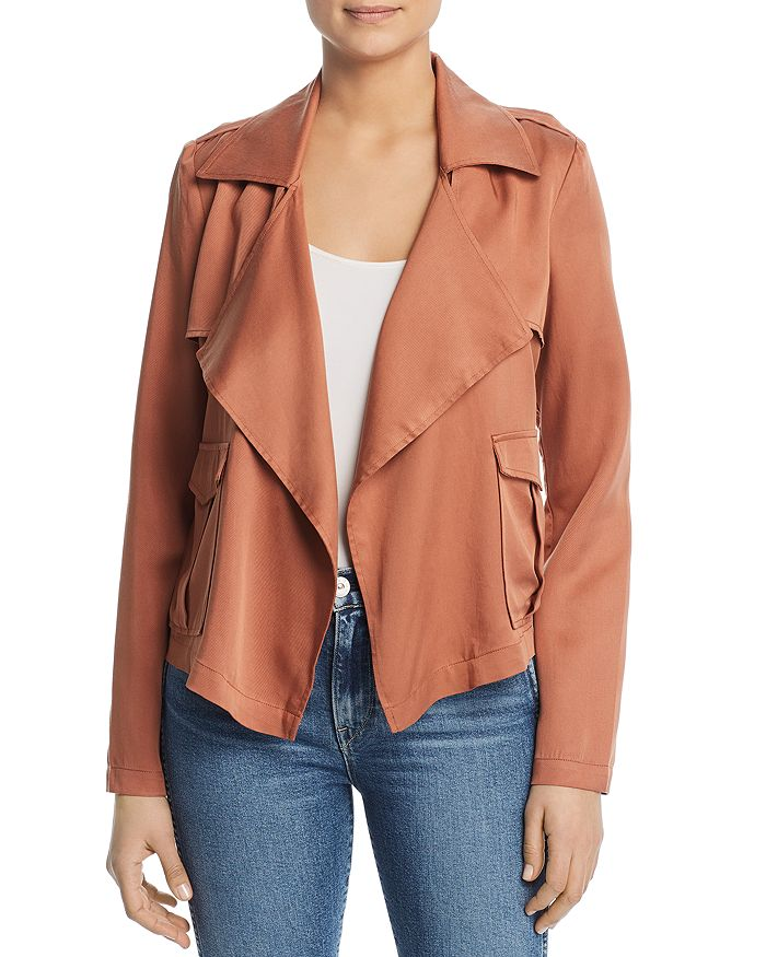 Bagatelle - Draped Utility Jacket