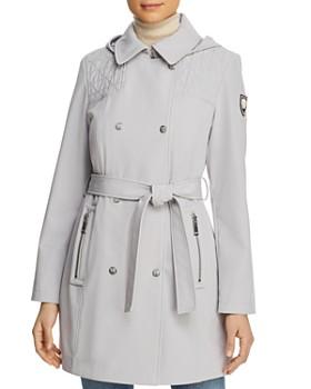 a1cf7e48a684 VINCE CAMUTO - Cinched Waist Jacket ...