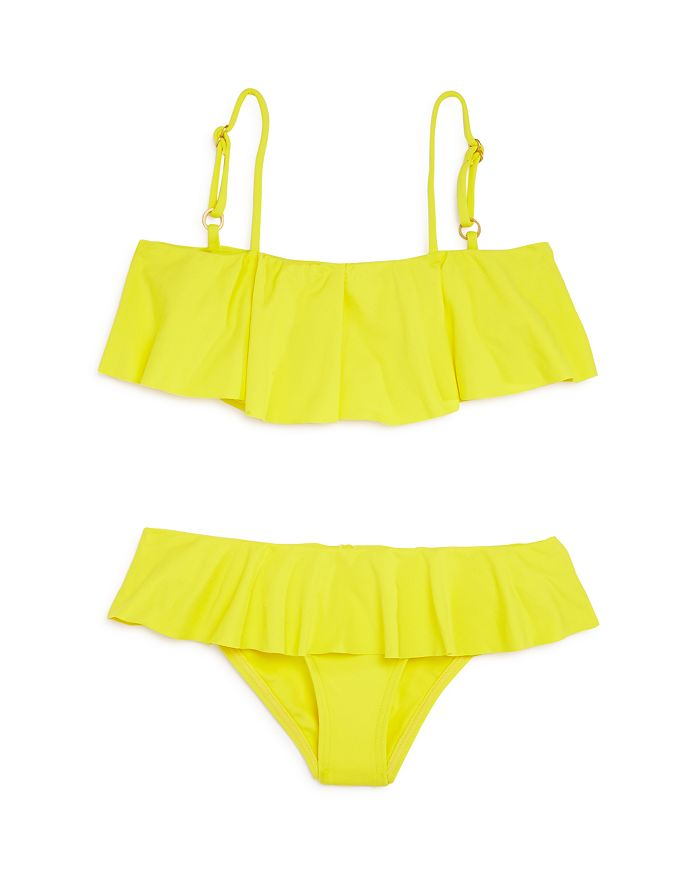 L*Space - Girls' Little Lucy Two-Piece Swimsuit - Little Kid, Big Kid