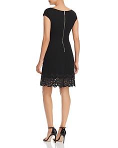 kate spade new york - Fiorella Lace-Hem Dress