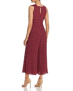 kate spade new york - Lia Dot-Print Jumpsuit