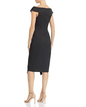Finders Keepers - Destination Off-the-Shoulder Dress