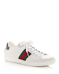 Gucci - Women's Ace Low-Top Sneakers