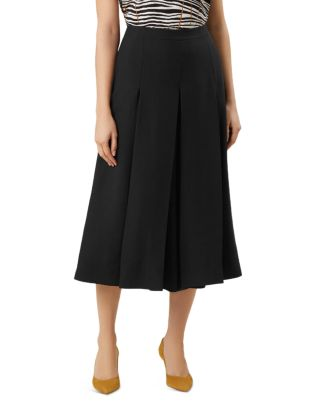 Drew Pleated Culottes by Hobbs London