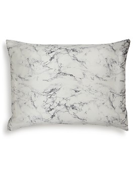 slip - Marble Silk Pillowcase, Standard