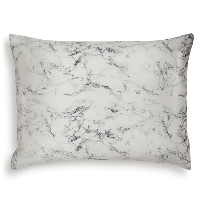 slip - Marble Silk Pillowcase, Standard