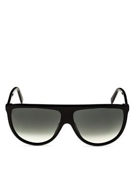 77dbae0f58 CELINE - Women s Flat Top Aviator Sunglasses