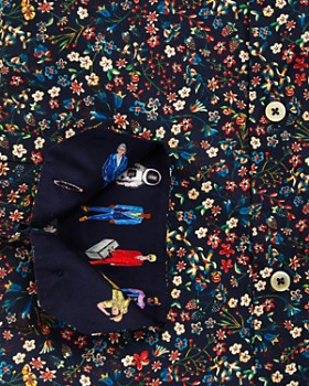 Paul Smith - Liberty Floral Slim Fit Dress Shirt