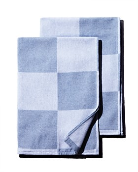 Combekk - Railway Tea Towel, Set of 2