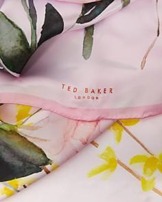 Ted Baker - Elizzia Elegant Floral Silk Scarf