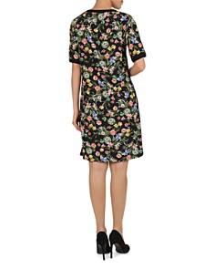 Gerard Darel - Genna Floral-Print Shift Dress