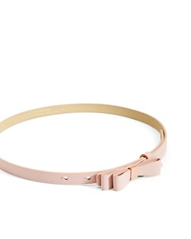Ted Baker - Women's Bonniee Bow Push-Stud Belt