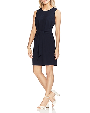 Vince Camuto Dresses SLEEVELESS BELTED DRESS