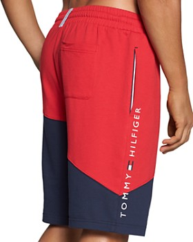 Tommy Hilfiger - Color-Block Lounge Shorts