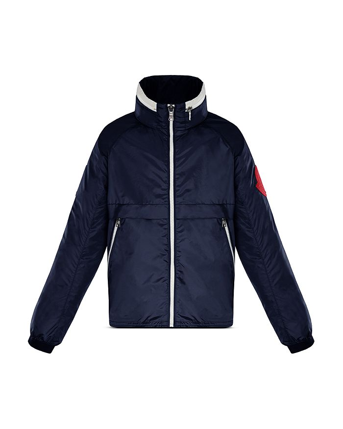 Moncler - Unisex Octagon Windbreaker Jacket - Big Kid