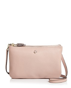 kate spade new york - Medium Double Gusset Crossbody