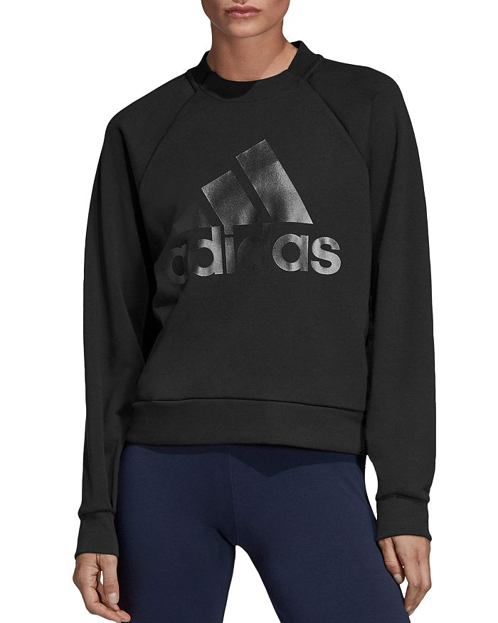 Adidas - Glory Crewneck Logo Sweatshirt
