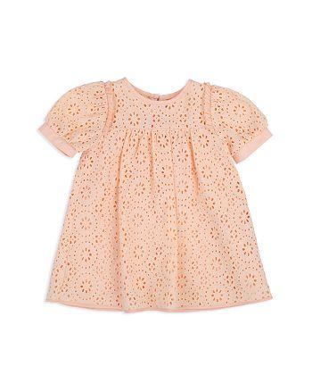 Chloé - Girls' Eyelet Dress - Baby