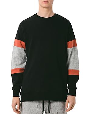 Zanerobe T-shirts RUGGED COLOR-BLOCK SWEATSHIRT
