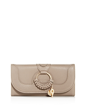 See by Chloe Hana Leather Continental Wallet