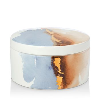 Lenox - Summer Radiance Round Covered Box  - 100% Exclusive