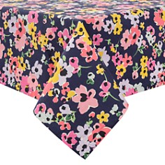"kate spade new york - Wildflower Bouquet Tablecloth, 70"" Round"