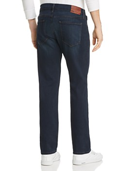 PAIGE - Normandie Straight Fit Jeans in Russ