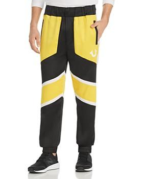 True Religion - Color-Block Windbreaker Pants