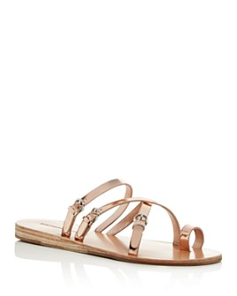 Sigerson Morrison - Women's Kaley Toe-Ring Sandals