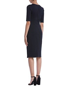 Bailey 44 - Vive La Difference Ponte Sheath Dress