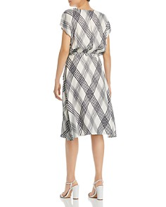 Joie - Bethwyn B Plaid Wrap Dress