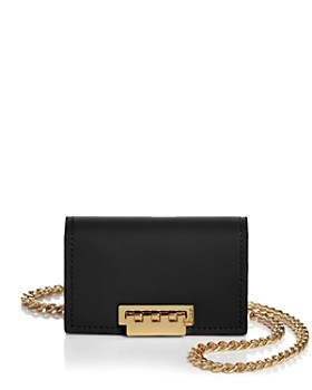 ZAC Zac Posen - Earthette Leather Convertible Belt Bag