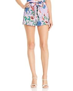 Parker - Margo Floral-Print Shorts