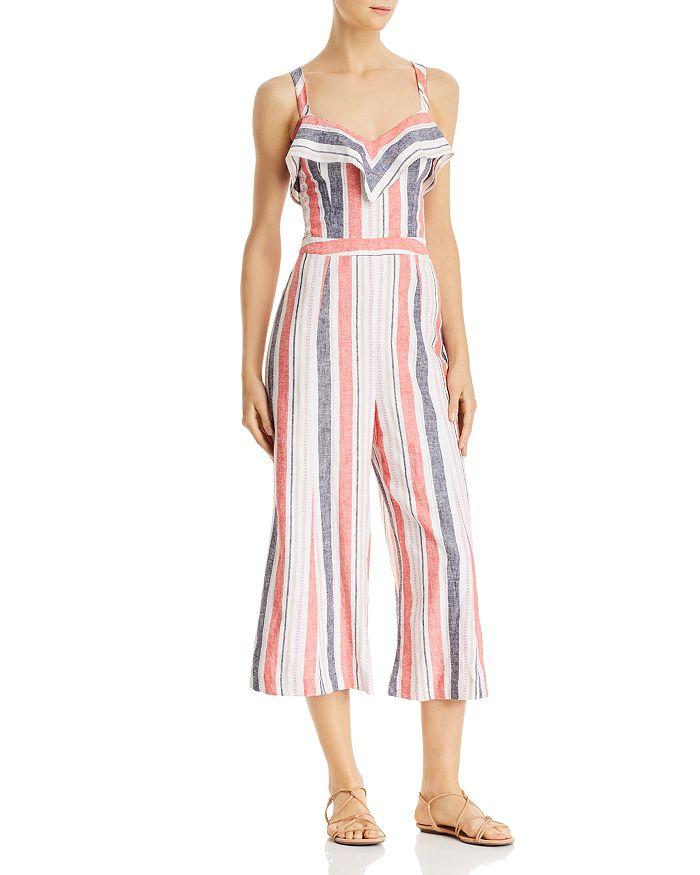 Parker - Angie Striped Jumpsuit