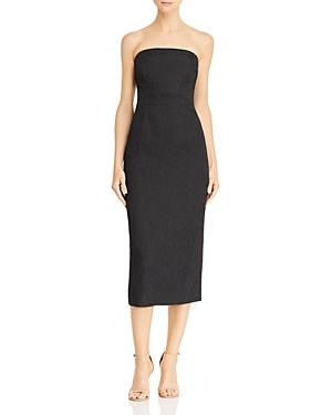 Rebecca Vallance Dresses HARLOW STRAPLESS DRESS