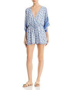 Sage the Label - Catarina Floral Romper