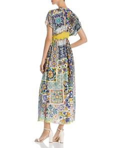 Johnny Was - Morocco Silk Dress
